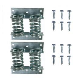 Pack 2 muelles dobles para balancín