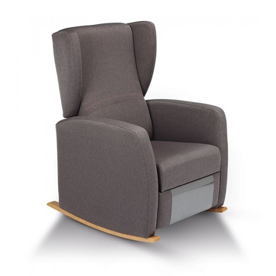 Mecedora Relax ROCK reclinable